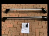 Ford Mondeo Mk5 Roof Bars