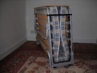 Folding Bouble Bed