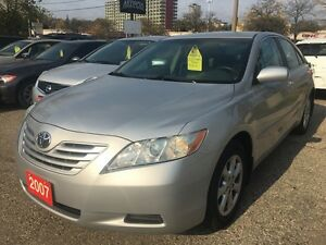 2007 Toyota Camry LE | Cruise | All Power | Alloy