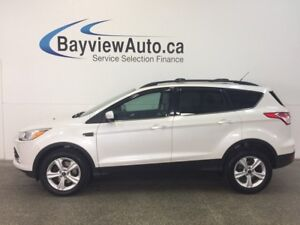 2014 Ford ESCAPE SE- 4WD! ECOBOOST! PANOROOF! HTD LTHR! SYNC!