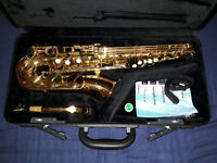 Yamaha Alto Saxophone YAS-275 With Case Excellent Condition