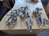 Isabella awning storm straps - £12 each of £30 for all three