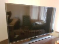 Samsung 4K Television almost as new condition