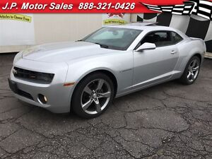 2011 Chevrolet Camaro 2LT, Automatic, Sunroof, Only 88,000km
