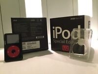 IPod U2 Special Edition 20GB - ALMOST NEWWW++++ - COLLECTORS ITEM - Fully Functional !!!!!