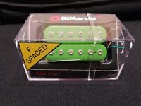 Dimarzio Paf Pro green (F-Spaced)
