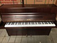 Geyer upright piano
