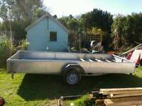 Trailer, very big, might suit Quads etc 4.2mx1.44