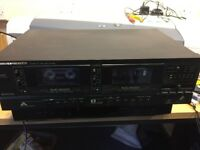 MARANTZ CASSETTE TAPE DECK SD385 NO REMOTE