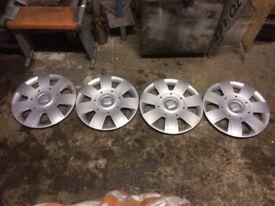 Original 15 inch SEAT wheel trim