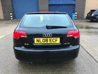Audi A3, Diesel, Excellent, £30 TAX