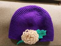 Crochet Hats Made To Order. All Sizes And Colours