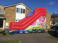 Bouncy Castle Hire -King Of The Castles Entertainments