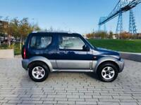 SUZUKI JIMNY 1.3 JLX PLUS 3d 83 BHP LOW RATE FINANCE AVAILABLE (blue) 2006