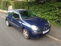 Renault Clio - Great little motor