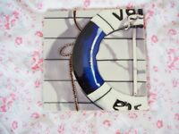 CERAMIC PICTURE TILE NAUTICAL THEME