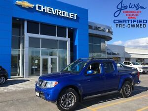 2014 Nissan Frontier PRO-4X 4WD ROOF AUTOMATIC!!!