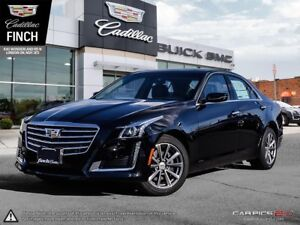2018 Cadillac CTS 2.0L Turbo Luxury AWD