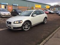 STUNNING VOLVO C30 D5 SE SPORT- AUTOMATIC GEARBOX- FULL SERVICE HISTORY+ TIMIMG BELT RECENTLY DONE
