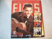 ELVIS PRESLEY. THE OFFICIAL COLLECTORS EDITION COMPLETE MAGAZINE SERIES. NEW. ISSUES 1-90. NEW