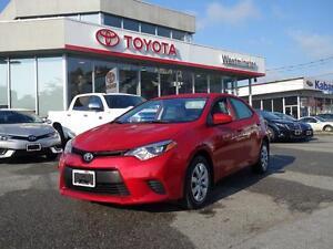2014 Toyota Corolla Certified
