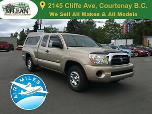 2005 Toyota Tacoma SR5 Matching Canopy New Tires