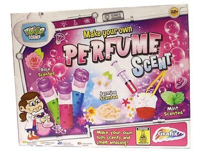 Même Parfum Parfum Kit pour Enfants Filles Science Activité (Parfüm Science Kit)