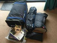 New and unused Outwell Montana 6p tent with extras