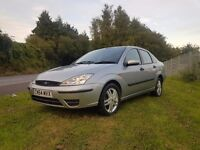 Ford Focus lx TDi * 2 keys - low mileage *