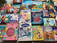 Big bundle of more than 70 books for children