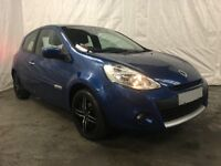 2009 Renault Clio 1.2 16v 75 3dr **Full Years MOT** Similar to Ford Fiesta Ch...