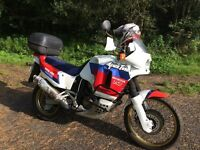 My classic Africa twin 750