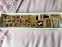 Box of 26 stamps