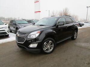 2016 Chevrolet Equinox 1LT V6, No Accidents, AWD Taylor Certi...
