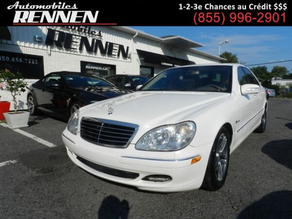 Used 2003 Mercedes-Benz S-Class