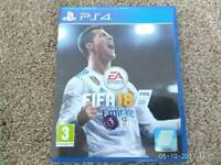 BRAND NEW FIFA 18 WITH 20% VOUCHER