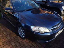 Subaru Legacy 4x4 awd lpg great for winter and snow