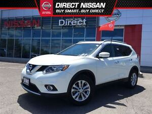 2015 Nissan Rogue SV AWD WITH SUNROOF-CLEAN CARPROOF IN VERY GOO