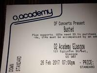 Busted Night Driver Tour Glasgow - Standing Ticket
