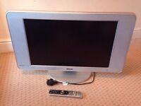 PHILIPS 26'' LCD Flat Screen TV: