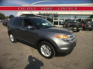 2014 Ford Explorer FORD CERT, LOW % RATES & EXTRA WARRANTY!