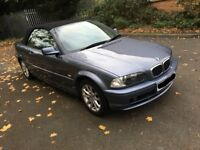 BMW 318 Ci auto 2003 Excellent condition in and out. Drives superb. No faults at all.