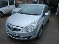 Vauxhall Corsa Club Ac 16v 3dr (silver) 2007