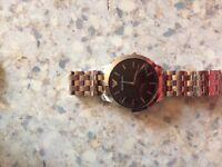 Men's Dino slim Armani watch ar1744