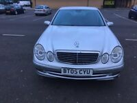 Mercedes Benz E220 Cdi Avantgarde Auto, Diesel, Full Leather, Clean Interior, MOT: 12/01/2019