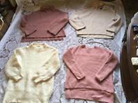 Ladies Bundles Jumper 5 items Size 12 used V,good condition £10