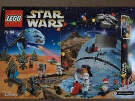 ( New and Sealed ) LEGO Star Wars The Last Jedi 75184 Advent Calendar Toy