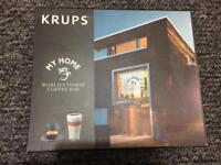 Krups my home world finest coffee bar