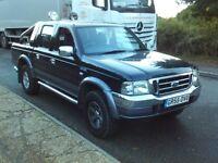 FORD RANGER CREW CAB 2005