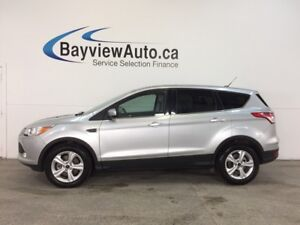 2015 Ford ESCAPE SE- 4WF|ECOBOOST|HTD STS|REV CAM|SYNC|15500 KM!